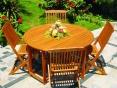 Nábytek zahradní 5-dílný MONTEREY