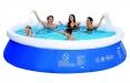 Bazén velký s filtrací