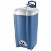Odpadkový koš CAROLINA 50L modrý