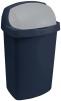 Odpadkový koš ROLLtop 25L modrý